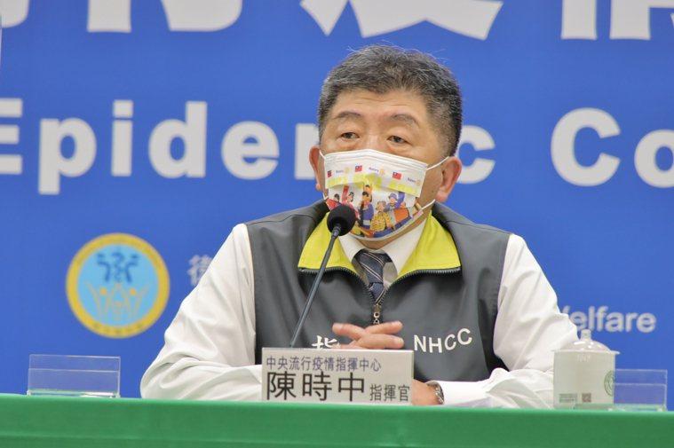 陳時中表示,此案為台灣籍人士,2月17日在台中總檢測陰性,越南機場採檢也是陰性,...