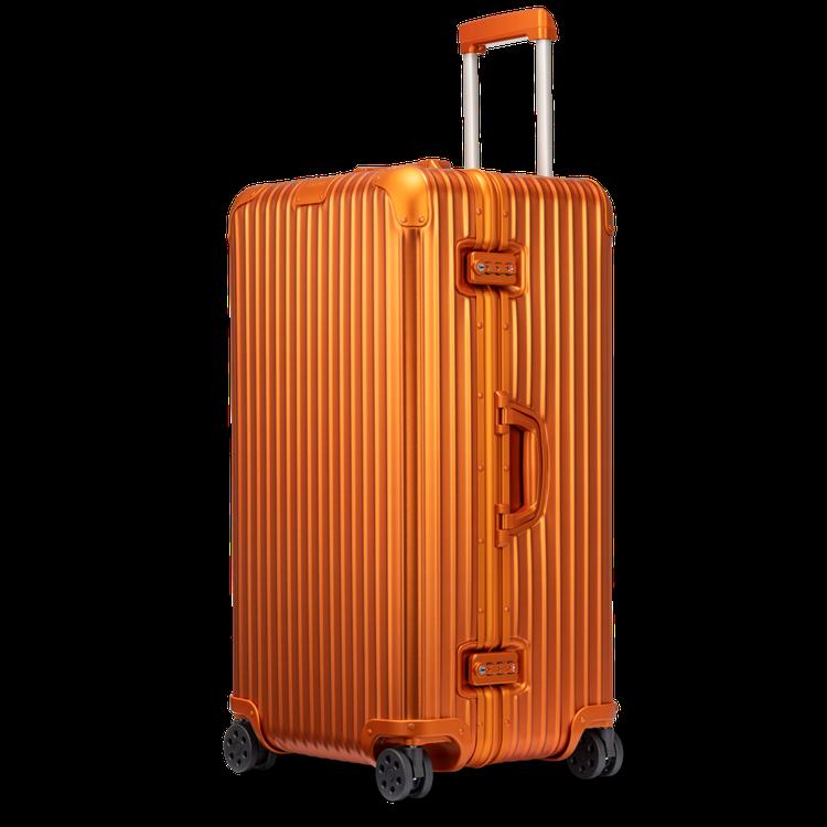 RIMOWA Original系列Mars火星橙色Trunk Plus行李箱62...