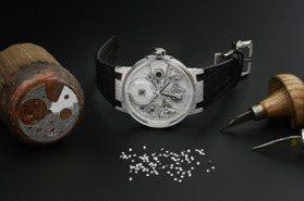 鐘表與奇蹟展前哨戰開跑! 雅典表出全新三枚閃亮時計