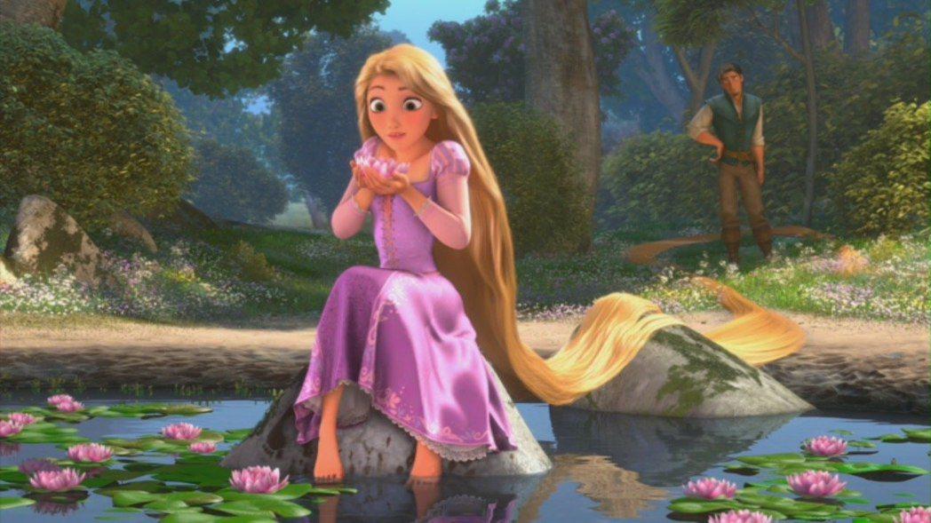 「魔髮奇緣」被傳也要拍真人版,而且開始物色女主角人選。圖/摘自imdb