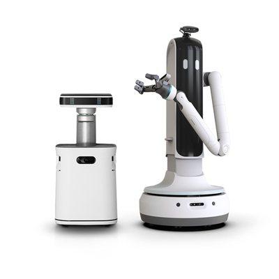三星家事機器人「Bot Handy」。(網路照片)