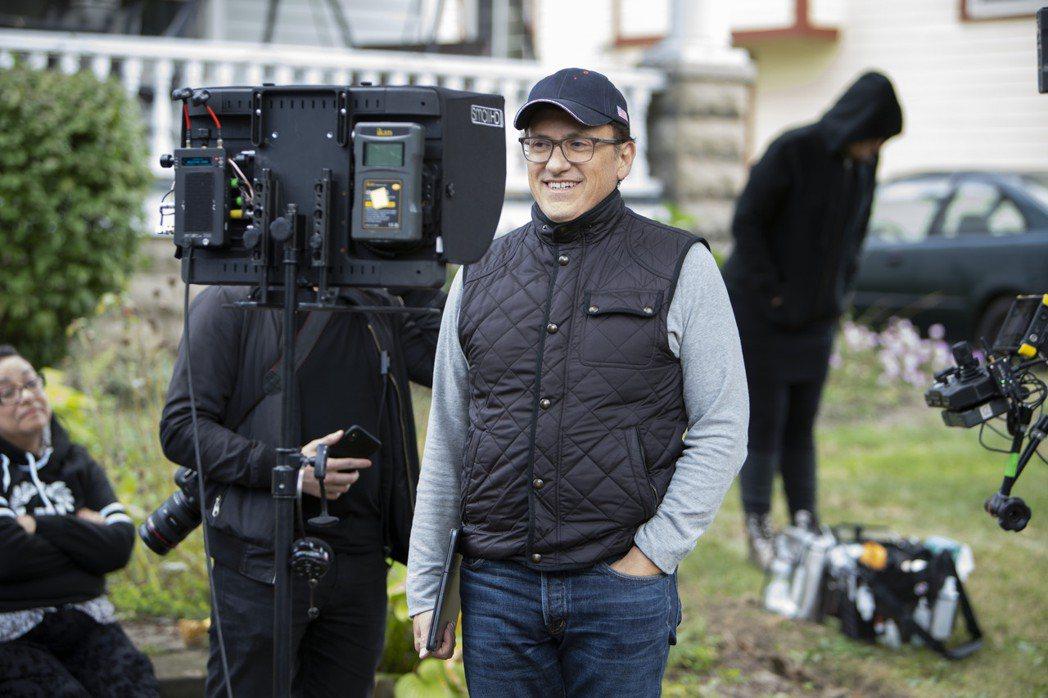 安東尼羅素認為「迷途之心」是他最私密的一部電影。圖/Apple TV+提供