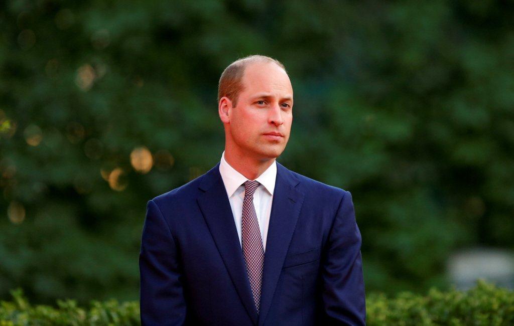 威廉王子與弟弟、弟媳間的關係降至新低點,很難化解。圖/路透資料照片