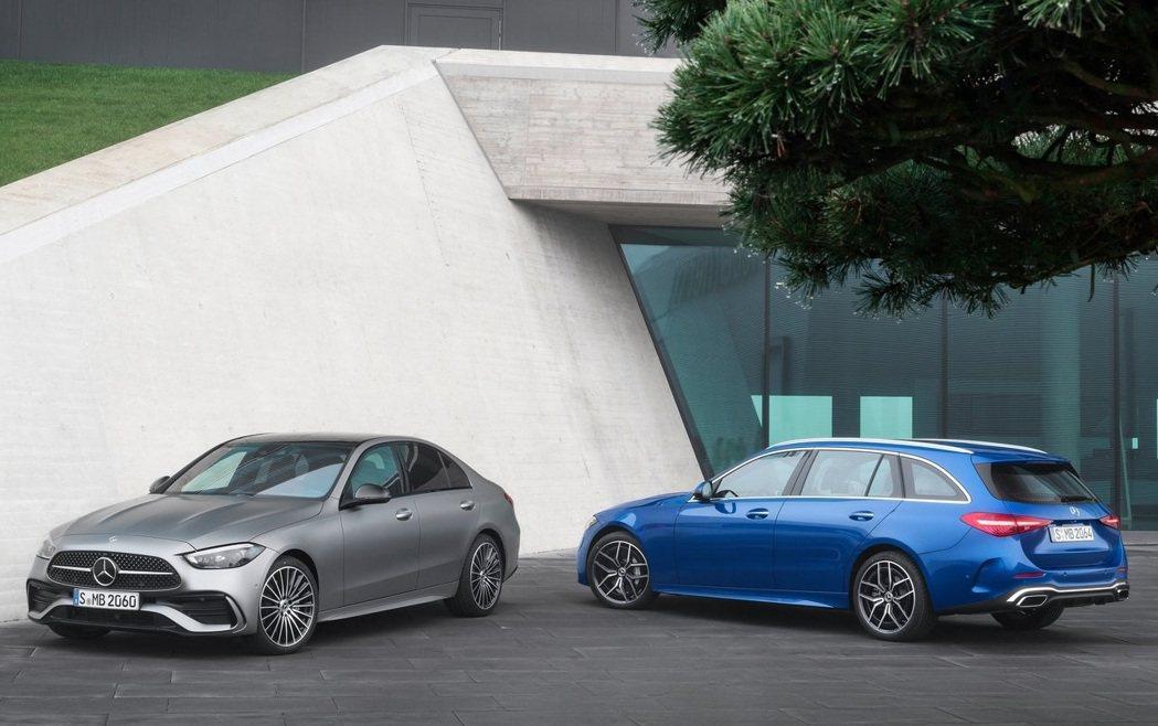 或許W206世代C-Class就可能僅剩Sedan與Estate兩種車型可選了。...