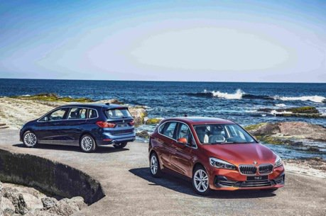 BMW 2系列Active Tourer/ Gran Tourer Deluxe Edition豪華版精彩上市