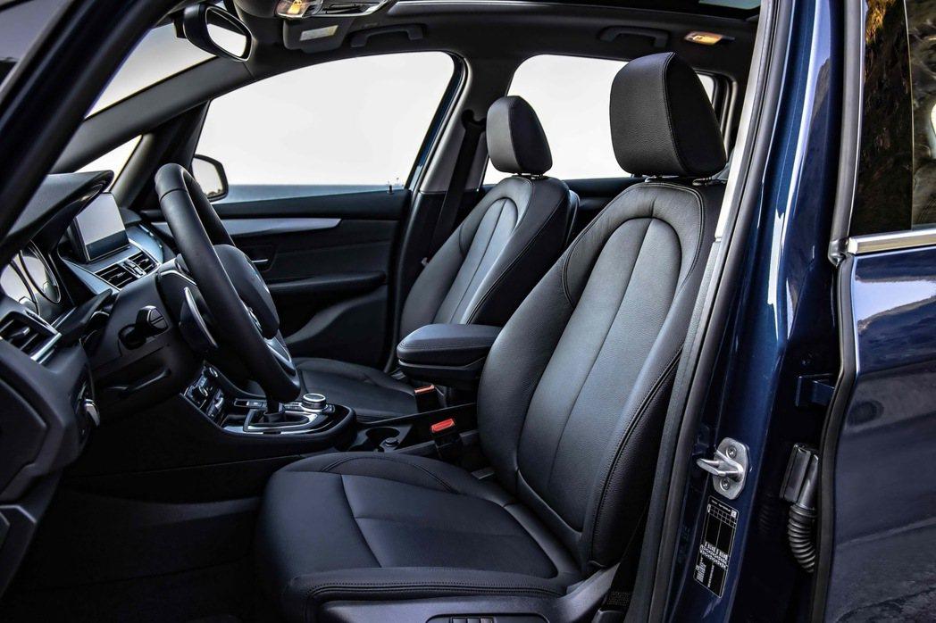 全新BMW 2系列Gran Tourer Deluxe Edition豪華版升級...