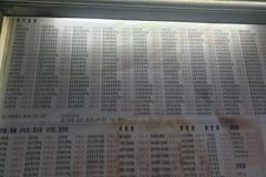 老闆很會炒!「216種炒飯」超狂菜單曝 網驚呆:以為在看榜單