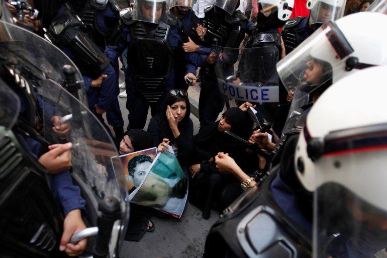 巴林人權團體希望拜登政府能夠介入,改變巴林壓制民主的狀況。(Photo from網路截圖)