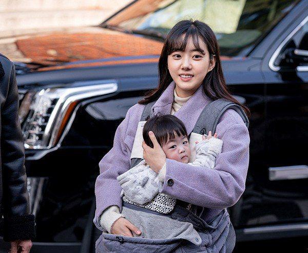 朴世阮飾演單親媽媽。圖/緯來戲劇台提供