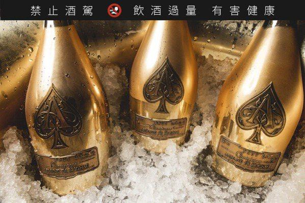 饒舌歌手Jay Z黑桃王香檳由酩悅軒尼詩收購50%股份