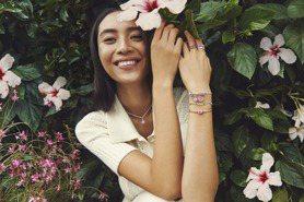 小雛菊粉紫盛開!Pandora春天花園正能量炸可愛