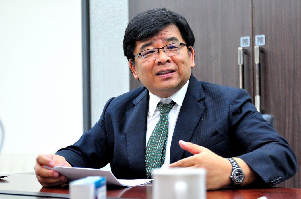 生展生技董事長陳威仁。生展生技/提供