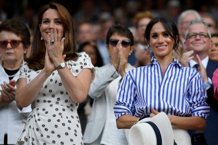 大出意料!梅根專訪中對凱特「只說好話」打臉英國媒體