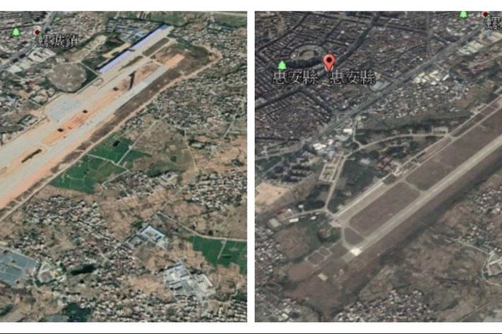獨/中共擴建距台最近兩軍機場 國軍調整防空編組因應