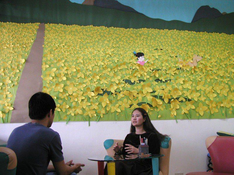 各級學校設置有諮商輔導室,提供學生心理輔導諮商。示意圖。圖/聯合報系資料照片
