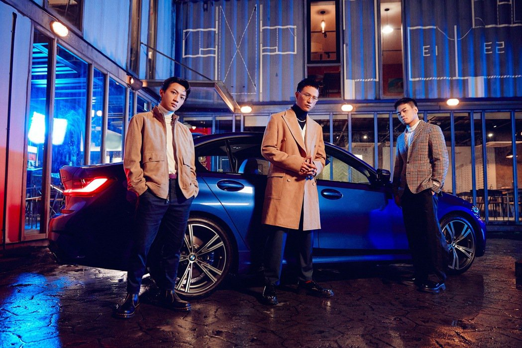 BMW與茄子蛋跨界合作,將茄子蛋的經典情歌改編為〈美玲! 請問你敢欲做我的Gir...