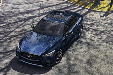 INFINITI Q50 300GT 超性能豪華轎跑正式上市 售價159萬起