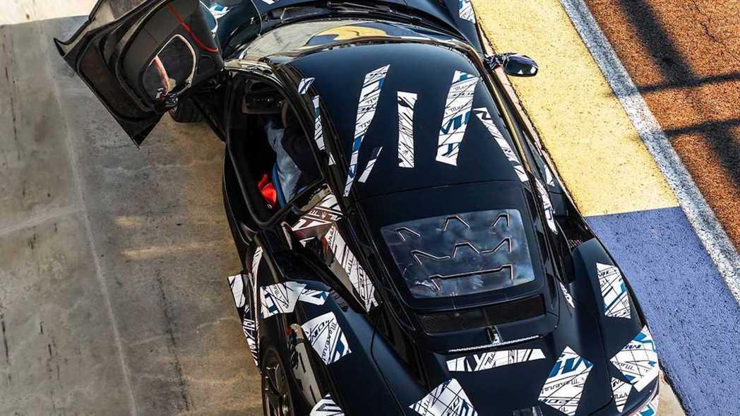 Maserati MC20。 圖/Maserati提供