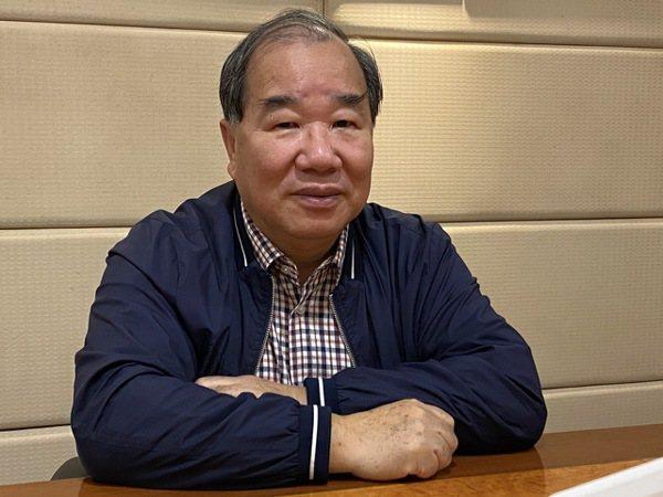 宏華營造總經理陳宗邦。記者陳怡慈/攝影