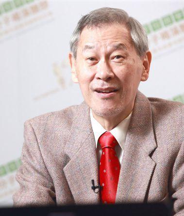 台灣褐藻醣膠發展學會榮譽理事長許先業。 圖╱台灣褐藻醣膠發展學會提供