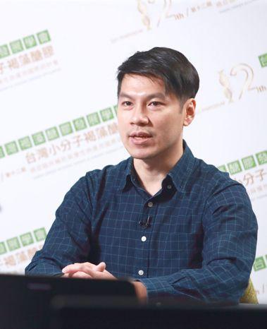 臺北醫學大學保健營養系教授夏詩閔。 圖╱台灣褐藻醣膠發展學會提供