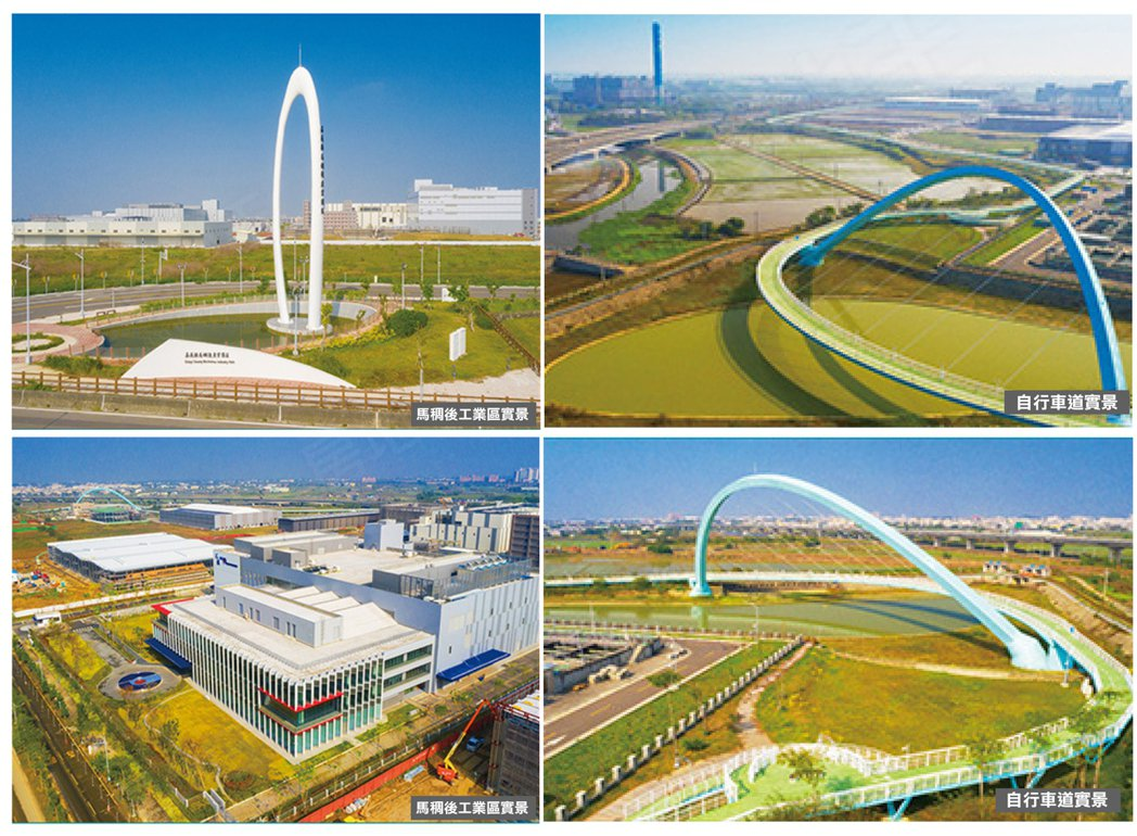 嘉義精密機械園區吸金百億資金,不斷增加投資、擴廠與建設。