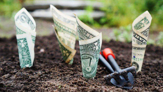 資本市場比的不是誰賺得多,而是不要虧損以及誰能活得久。pixabay