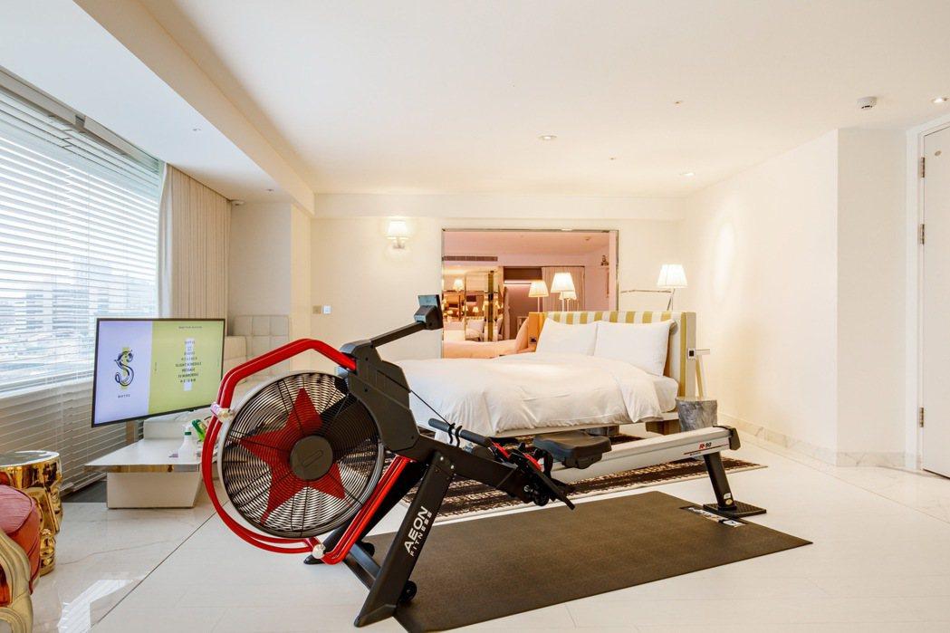 S Hotel防疫2.0住房專案,豪華客房、經典套房及卓越套房引進嶄新設施,享有...