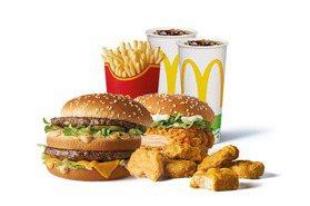 麥克雞塊、冰炫風買1送1!「麥當勞優惠券」現省2,671