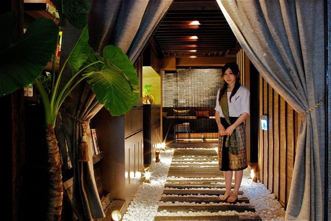 「Villa.like」獨立式的按摩空間,讓你徹底享受按摩服務 。  圖/KLO...