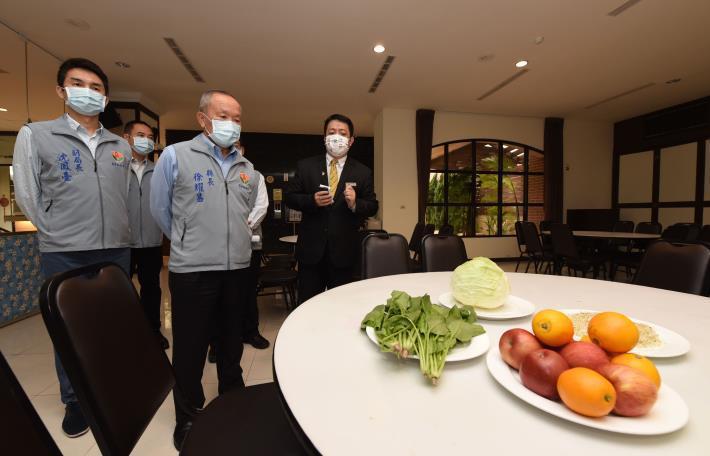 環保署銀級環保標章旅館F HOTEL 三義館,採用當地蔬果。圖/苗栗縣政府提供