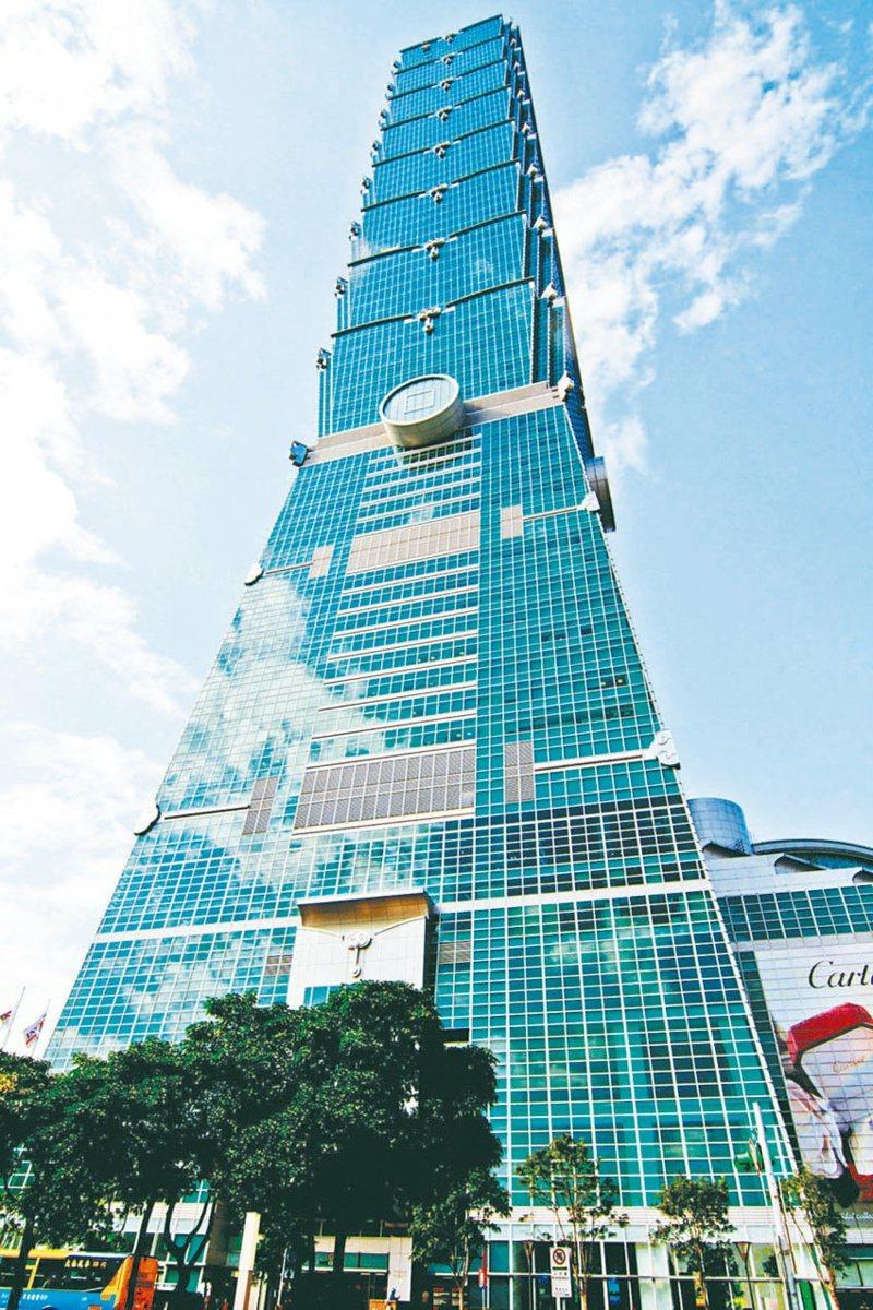 台北101觀景台去年只能瞄準國人使出各種行銷手法,力拚轉型、苦撐待變。圖/聯合報系資料照片