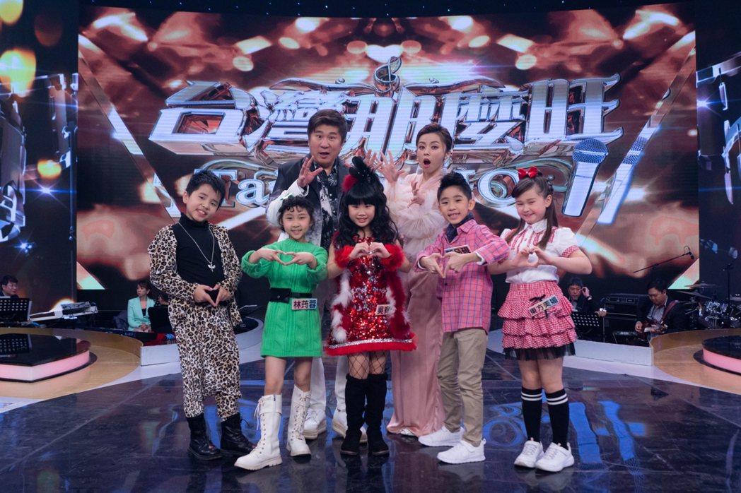 民視「台灣那麼旺」坐穩收視冠軍。圖/民視提供