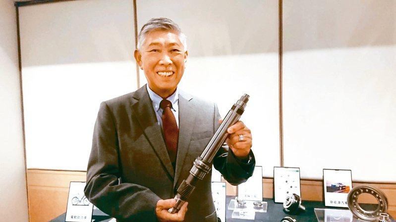 鈞興-KY董事長高國興 (本報系資料庫)