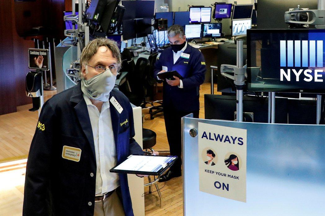 美股8日早盤漲跌互見。路透