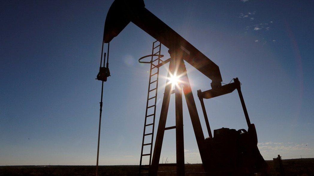 原油示意圖。(路透)