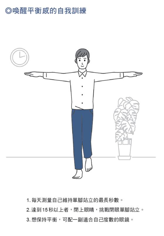 圖/摘自《好好變老:自在享受55個身心靈的微變化》