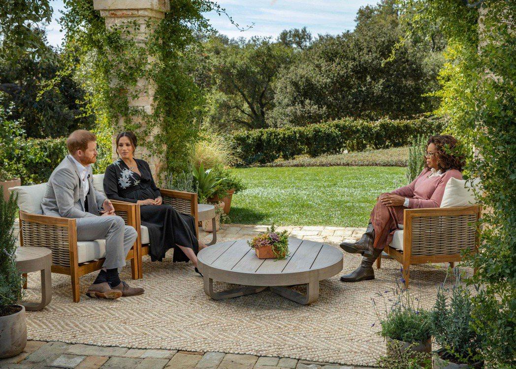 儘管根據YouGov的映後民調,英國本土民眾對於薩塞克斯公爵夫婦專訪形象的「反感...