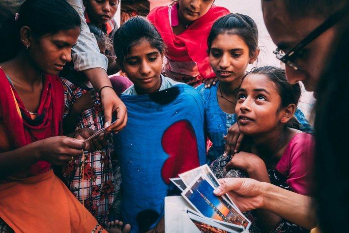 印度婦女承受極大的社會壓力。 圖/Tramper