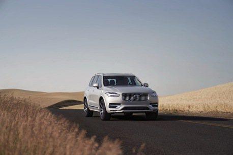 VOLVO安全引領 IIHS最高安全多款車型獲獎