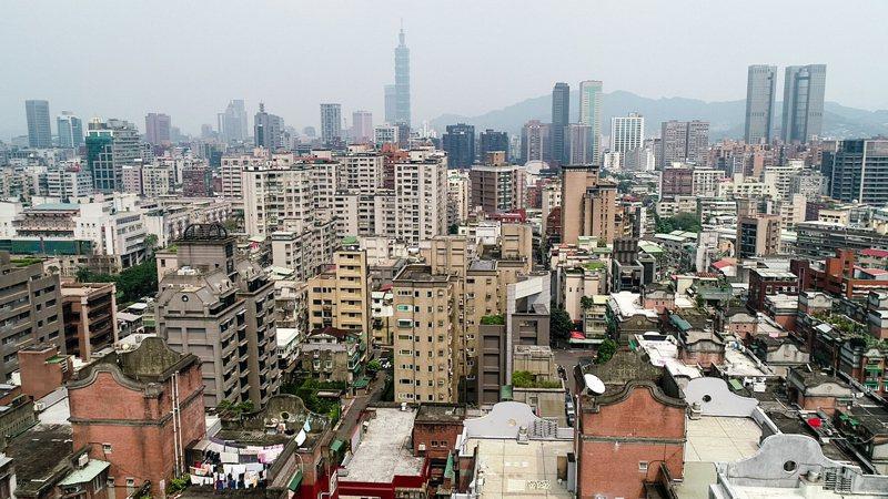 財政部、內政部預計推出房地合一、囤房稅修法內容, 報系資料照/記者王騰毅攝影