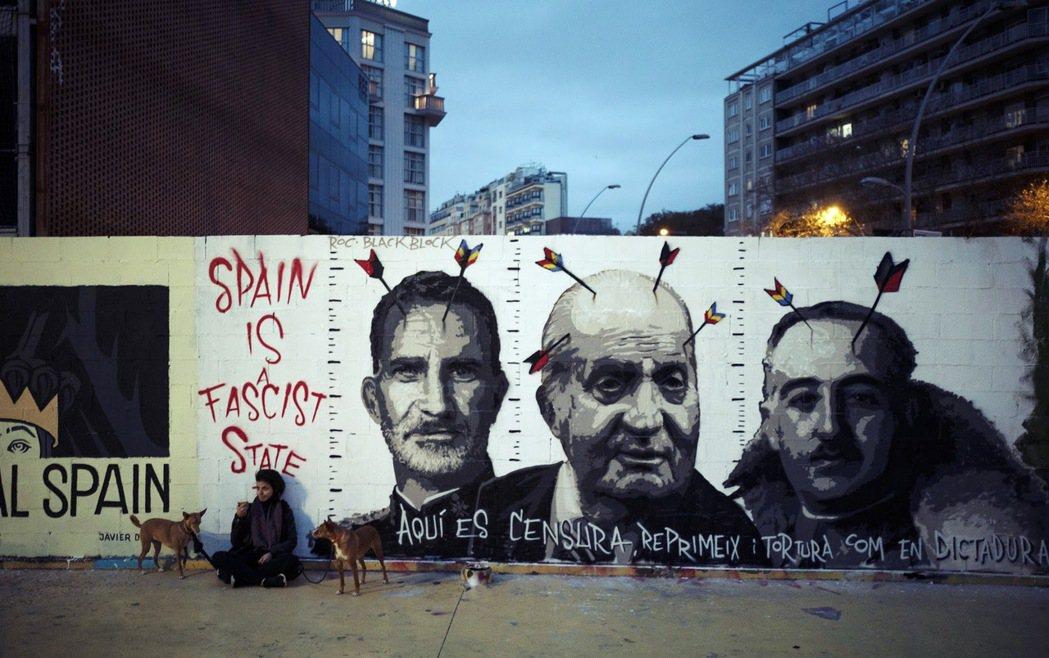 加泰隆尼亞作為西班牙內的一大自治區,一直希望脫離西班牙的政治體制,以民族國家身份...