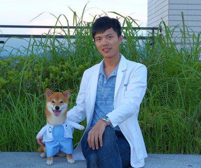 施昀廷/中醫師、IG專欄作家。圖片來源/本人提供