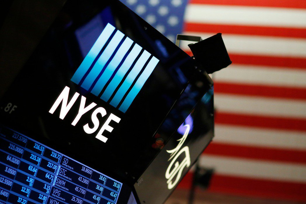 紐約證券交易所。 美聯社