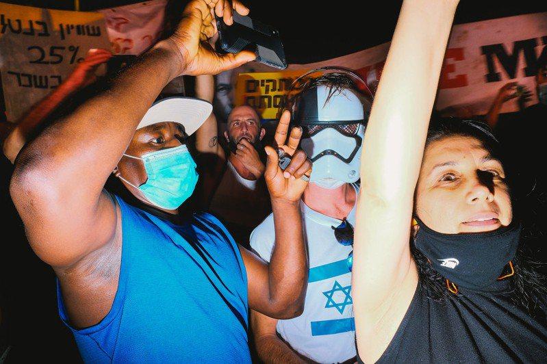 以色列目前已開放餐廳營業以及外國人入境。(Photo by amir appelon Flickerunder Creative Commons license)