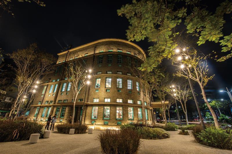 嘉美館的建築本體和策展力將成為城市裡的新亮點。