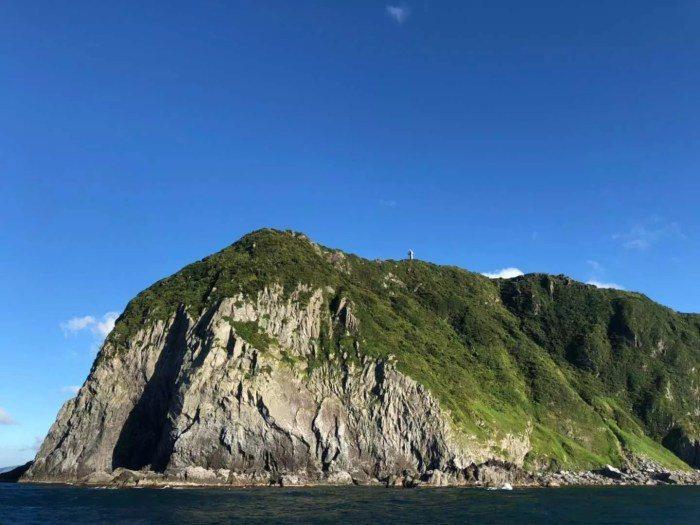 基隆嶼。 圖/kkday