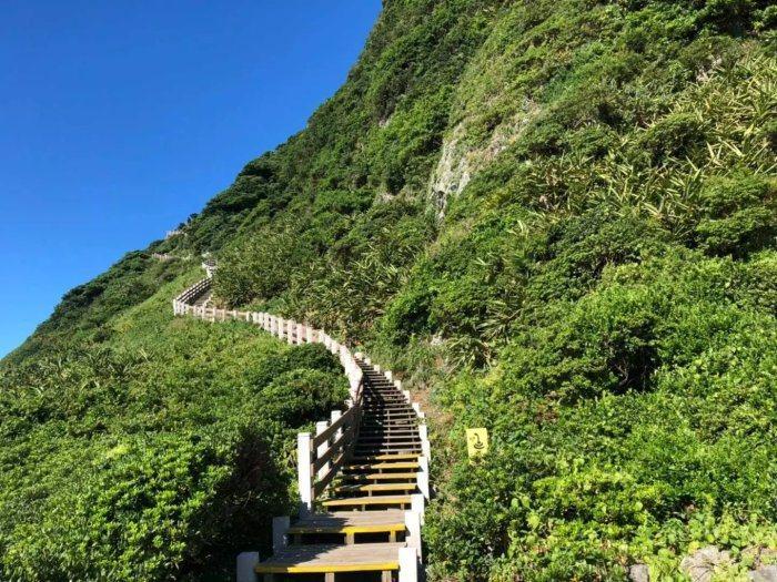 登山步道。 圖/kkday