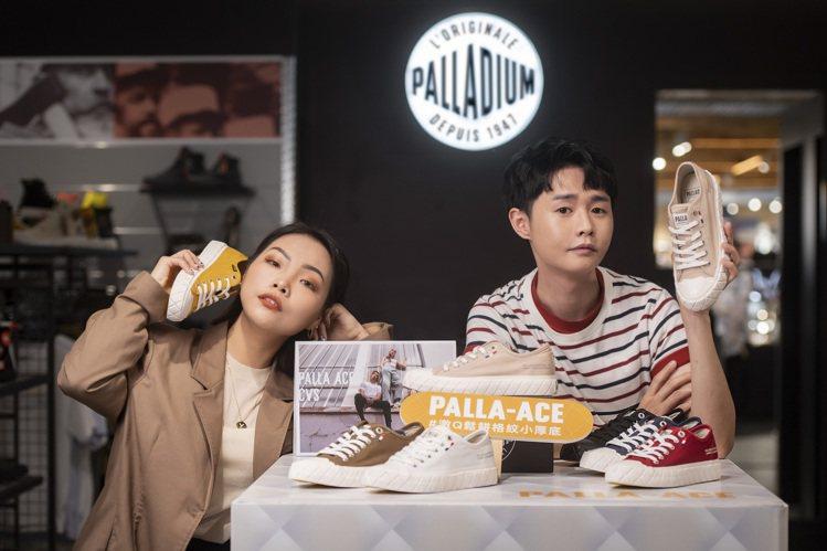 為了上市全新PALLA ACE鞋,Palladium邀請知名Youtuber演繹...