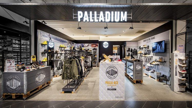 Palladium看好台南市場潛力,重新佈局了的銷售據點。圖/Palladium...